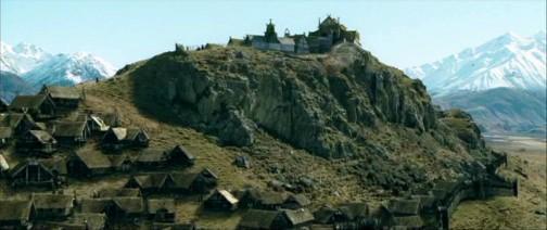 Una vista de Rohan